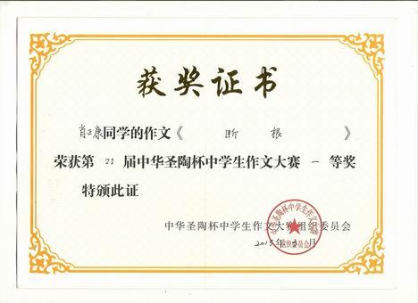 调整大小 第二十一届中华圣陶杯中学生作文大赛一等奖.jpg
